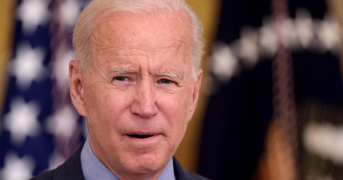 Joe Biden On Global Collapse: 'Things Would Be Different If I Were In Charge'