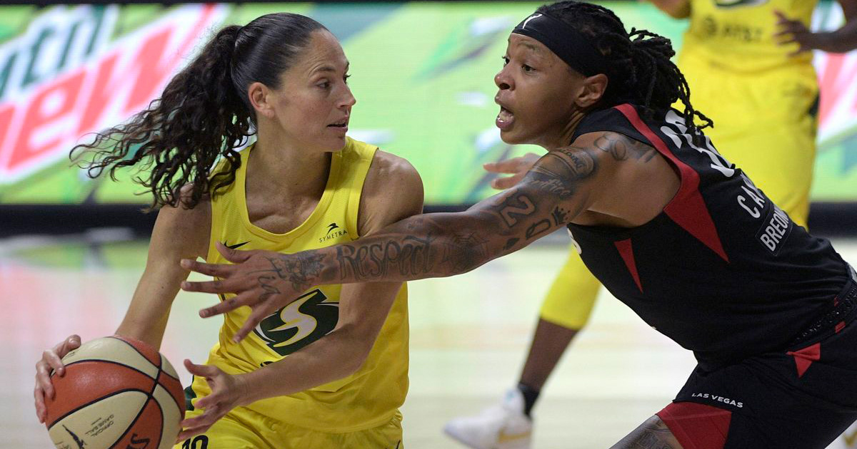 WNBA Game Features All No-Look Passes After No One Watches Game