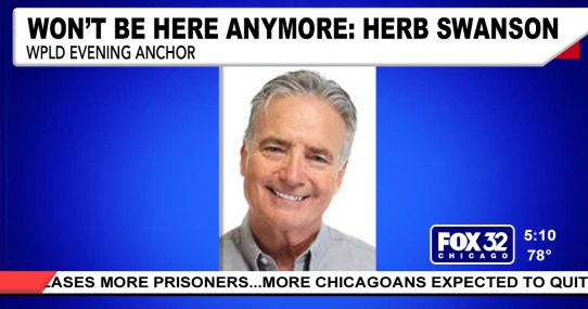 Long-Time FOX 32 Chicago Anchor Calls It Quits After Gang Members Shoot Him 13 Times