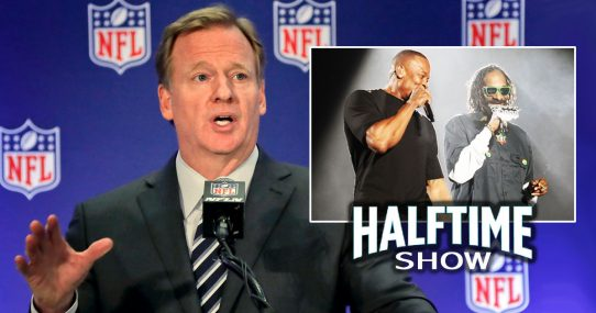 NFL To Clean Up Image By Telling Halftime Performers They Can Only Say The N-Word 182 Times